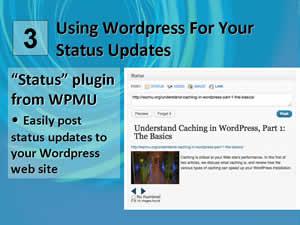 Status Plugin WPMU Dev
