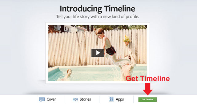 Introducing New Facebook Timeline