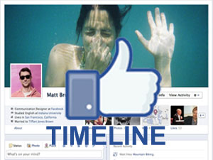 New Facebook Time Line