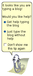 Clippy Blog