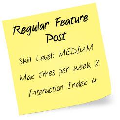 Regular Feature Post