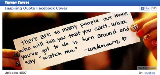 Trendy Covers Free Facebook Timeline Cover Photo Site