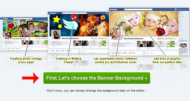 facebook cover page design maker