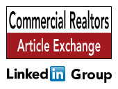 Commercial Realtors Article Exchange LinkedIn Group