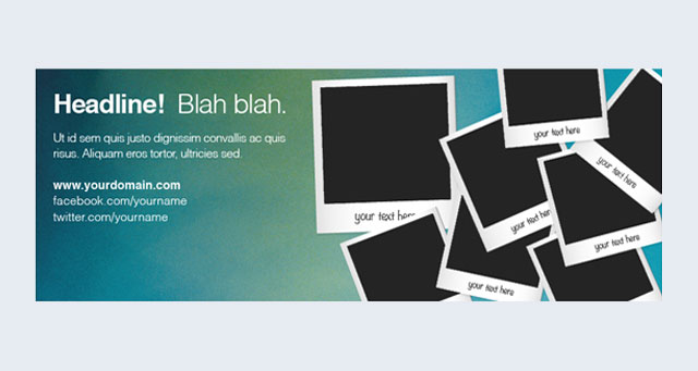 Free PSD Cover Photo Templates - Smash Bit