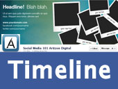 10 Free Facebook Timeline Cover Photo Photoshop PSD Template Sources
