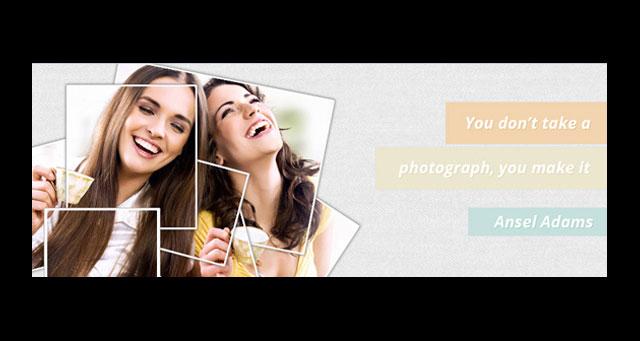 Facebook Cover Photo PSD Template 06