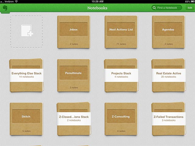 Evernote Basics 8