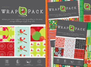 A Wrap on a Website – HokeyPokey Press Designer Gift Wrap Pack